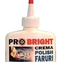 Полироль-крем для фар Pro Bright, в г.Клуж-Напока
