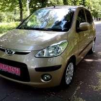 Продам авто хюндай i10 2010г 1.2 автомат, в г.Запорожье