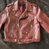 Продам кожаную куртку, в Уфе