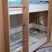 Продам 2х ярусную кровать, в Комсомольске-на-Амуре