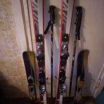 Горные лыжи, палки, в Челябинске