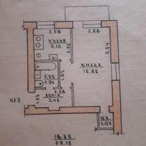Продам 1 комнатную квартиру, в г.Витебск
