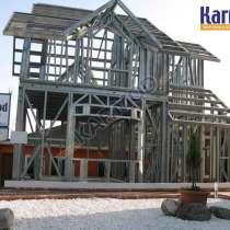 Каркасные дома Кармод, проекты домов, в г.Стамбул