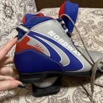 Лыжные ботинки детские.35 размер, в Нижнем Новгороде