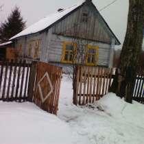 Дом в д. Третьяково Духовщинского р-на, в Москве