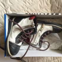 Кожаные ботиночки, в Самаре