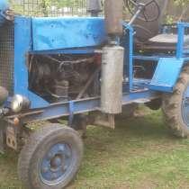 Трактор на базе ГАЗ-51, в г.Заславль