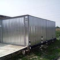 Гараж-пенал ракушка металлический м - 5, в Липецке