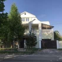 Шикарный особняк в стиле дворянской усадьбы, пл. 280 кв. м, в Тамбове