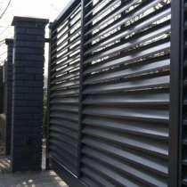 Забор-жалюзи по доступным ценам от производителя, в г.Гродно