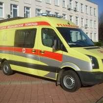 Медтакси, перевозка лежачих больных, в Пензе