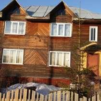 Дом теплый светлый с водопроводом, отоплением, из бруса, в Вельске