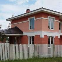 Коттедж под ключ в КП Левитаново (Новорижское шоссе), в Истре
