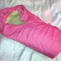 Конверт-одеяло на выписку из роддома на овчине Зимний. Новый, в г.Кривой Рог