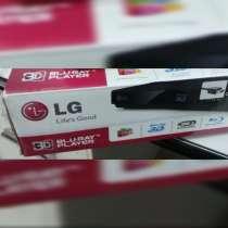 Плеер dvd LG bp 325, в Москве