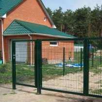 3Д забор от производителя, в Челябинске