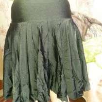 Тренировочную юбку для бальных танцев, рост 140, б/у, в Челябинске