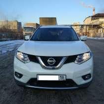 Nissan X-Trail,2.0,CVT, передний привод, 2017, в Ижевске