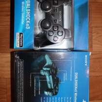 Джойстики PlayStation-3 (лицензионные), в Иркутске