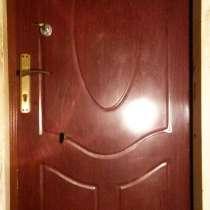 Продам входную дверь б/у, в г.Ашхабад