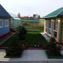Обменяю коттедж на квартиру с доплатой или на несколько квар, в Новосибирске