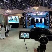Видеосъемка, в г.Алматы