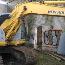 Продам экскаватор KOBELCO (Нью Холланд) E135SR, болотник, в Ижевске