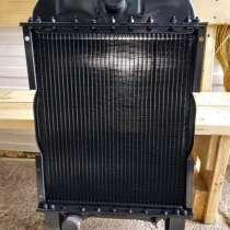 Водяной радиатор мтz-1221 / D-260 (5-ти рядный), в Пензе