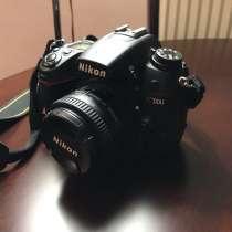 Nikon D-7000, в Калининграде