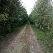 Участок 12 соток, 35 км от МКАД, в Москве