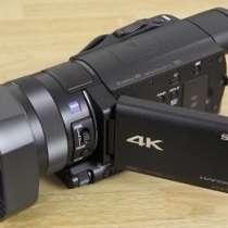 Видеокамера Sony FDR-AX100, в Москве