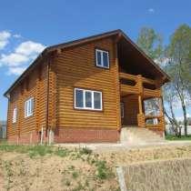 Дом на участке 15 соток д. Башкардово 89 км от МКАД, в Боровске