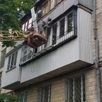 Ремонт балконов в Тирасполе, в г.Тирасполь