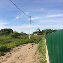 Продам земельный участок в п. Константиновка, в Калининграде