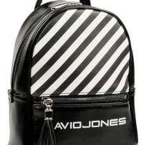 Сумка-рюкзак David Jones 5965-4 black, в Москве