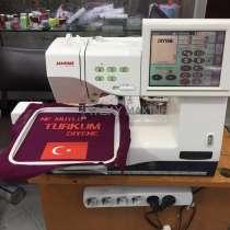 Программы для вышивальных машин вышивальные Janome Jac Broth, в г.Караганда