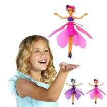 Летающая фея, кукла летающая фея, индукционная кукла фея, в г.Алматы