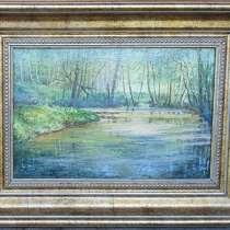 Картины пейзажной тематики (масло, холст), в Москве