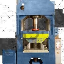 Прессовый узел для полимер-песчаного производства, в Ижевске