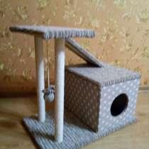 Домик для кошек, в Зеленограде