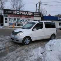 Продается Toyota FunCargo, 2003г, в Иркутске