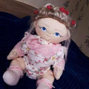 Текстильная кукла, в Пскове