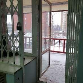 Раздвижные решетки на балконный блок, в Перми