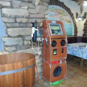 Сенсорный музыкальный автомат La Bomba, в Санкт-Петербурге