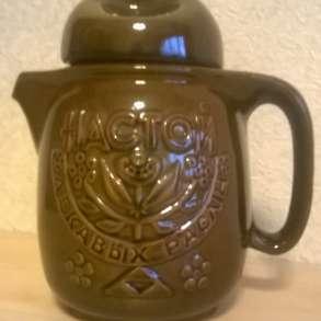 Чайник-заварник для трав (керамика, объём 1,2 л), в г.Минск