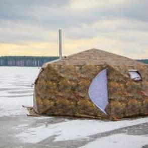 Палатка «Гексагон» пф Берег (2сл.), в Озерске