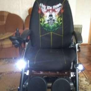 Кресло-коляска электрическая для инвалидов Armed FS123GC-43, в Екатеринбурге