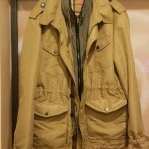 Burberry осенняя куртка, в Верхней Пышмы