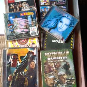 DVD и МРЗ диски, в Санкт-Петербурге