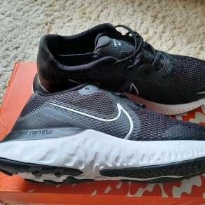 Черные кроссовки Nike Running Размер 42.5, в Сочи